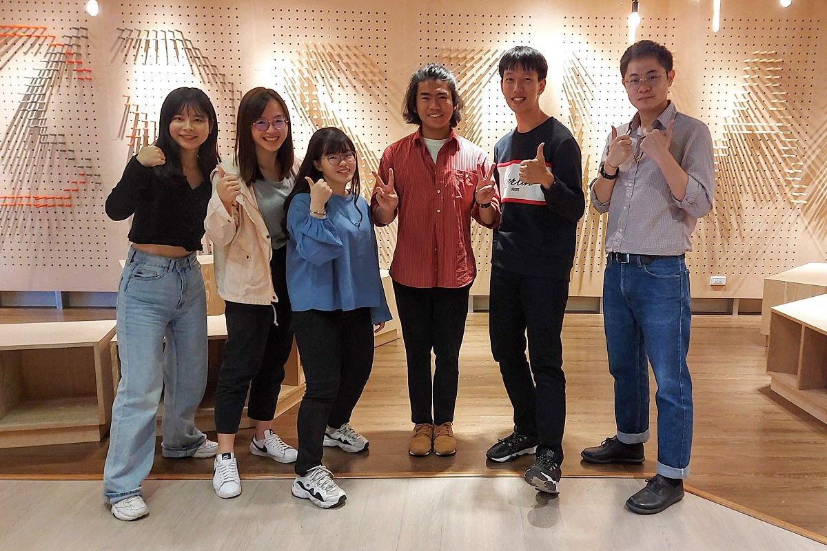 NSYSU students win Best Proposal Award during 2021 CSC Challenge Camp