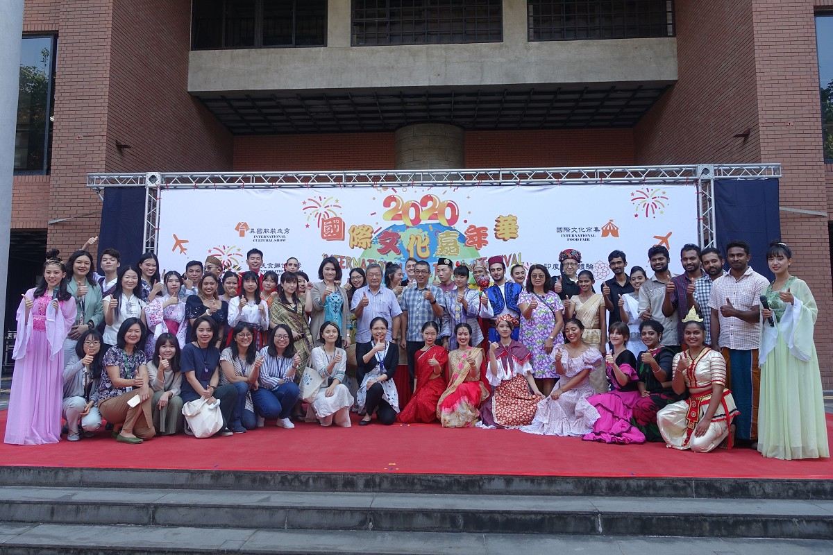 International Cultural Festival at NSYSU introduces culture of 15 countries