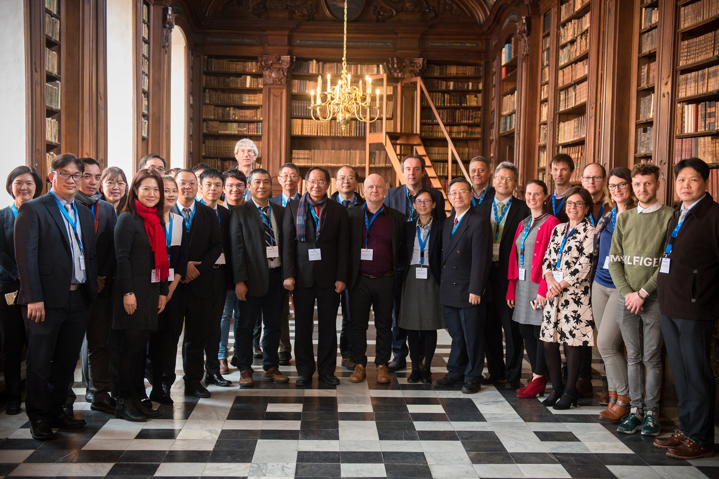 NSYSU signs MOU on triple-degree master program in photonics with Ghent University and Free University of Brussels during 2020 NSYSU-UGent Bilateral Workshop